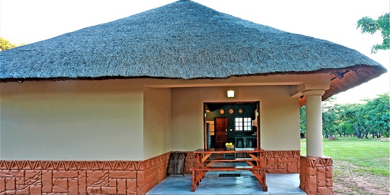 Thatched Chalets